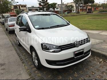 Volkswagen Spacefox 1.6L usado (2014) color Blanco precio u$s11,000