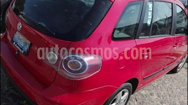 Volkswagen SportVan 1.6L Comfortline usado (2008) color Rojo precio $80,000