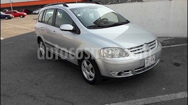 Foto Volkswagen SportVan 1.6L Standar usado (2008) color Gris precio $62,500