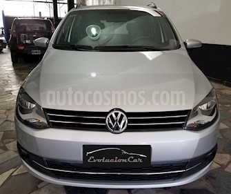 Foto venta Auto Usado Volkswagen Suran - (2014) color Gris precio $295.000
