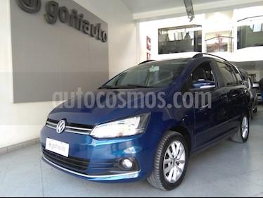 Volkswagen Suran - usado (2015) color Azul precio $488.000