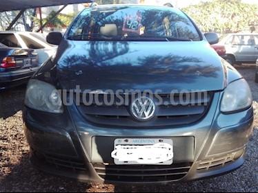 Foto venta Auto usado Volkswagen Suran - (2008) color Gris precio $190.000
