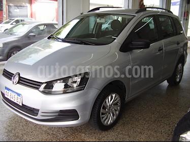 Foto venta Auto usado Volkswagen Suran 1.6 Comfortline Plus (2017) color Gris Vulcano precio $440.000