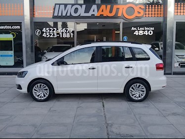 Foto venta Auto Usado Volkswagen Suran 1.6 Comfortline (2017) color Blanco precio $379.500