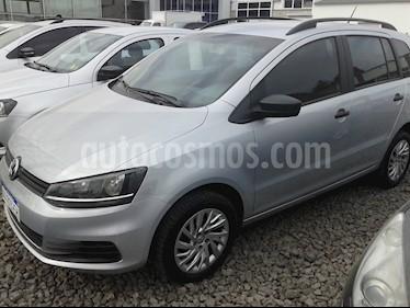 Foto venta Auto usado Volkswagen Suran 1.6 Comfortline (2016) color Plata Reflex precio $232.600