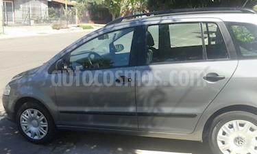 Foto venta Auto usado Volkswagen Suran 1.6 Comfortline (2008) color Gris Urbano precio $160.000