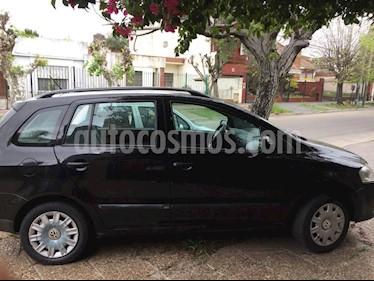 Volkswagen Suran 1.6 Comfortline usado (2009) color Negro precio $230.000