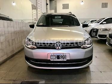 Foto venta Auto usado Volkswagen Suran 1.6 Comfortline (2013) color Gris Vulcano precio $270.000