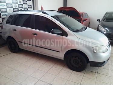 Volkswagen Suran 1.6 Comfortline usado (2008) color Gris Claro precio $210.000