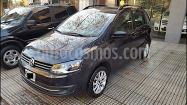 Foto venta Auto usado Volkswagen Suran 1.6 Comfortline (2011) color Azul precio $269.900