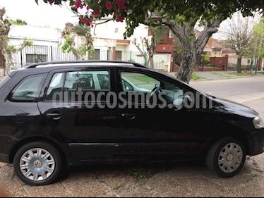 Volkswagen Suran 1.6 Comfortline usado (2009) color Negro precio $210.000