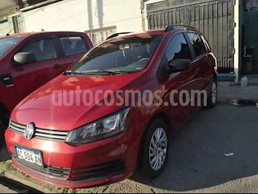 Foto venta Auto usado Volkswagen Suran 1.6 Comfortline (2018) color Rojo Tornado precio $485.000