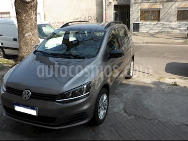 Volkswagen Suran 1.6 Comfortline usado (2016) color Beige Arena precio $450.000