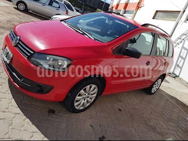 Foto venta Auto usado Volkswagen Suran 1.6 Comfortline (2013) color Rojo precio $129.800