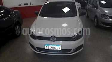 Volkswagen Suran 1.6 Comfortline usado (2017) color Blanco precio $455.000