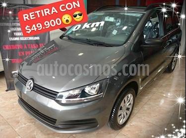 Foto venta Auto Usado Volkswagen Suran 1.6 Comfortline (2018) color Gris Oscuro precio $50.000