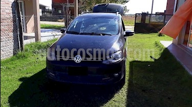 Volkswagen Suran 1.6 Highline 2G I-Motion usado (2011) color Negro precio $320.000