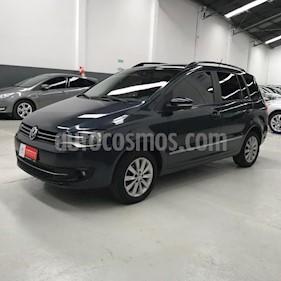 Foto venta Auto usado Volkswagen Suran 1.6 Highline 2G I-Motion (2011) color Azul precio $295.900