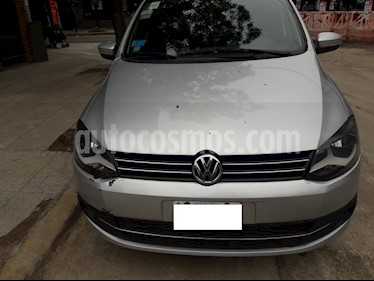 Volkswagen Suran 1.6 Highline 2G I-Motion usado (2010) color Gris Off-Road precio $360.000