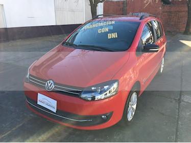 Foto venta Auto usado Volkswagen Suran 1.6 Highline Cuero (2013) color Rojo precio $380.000