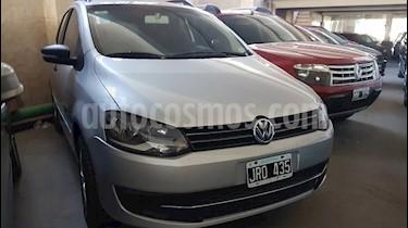 Foto venta Auto Usado Volkswagen Suran 1.6 Highline I-Motion (2011) color Plata Reflex precio $190.000