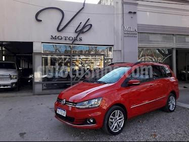 Foto venta Auto usado Volkswagen Suran 1.6 Highline Plus (2017) color Rojo precio $570.000