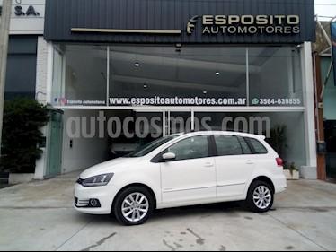 Foto venta Auto usado Volkswagen Suran 1.6 Highline Plus (2015) color Blanco precio $395.000