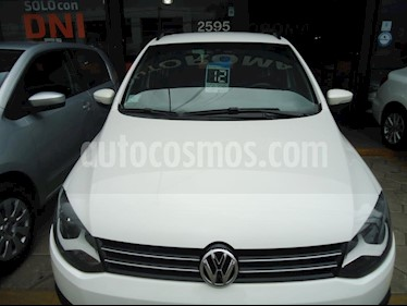 Volkswagen Suran 1.6 Highline Plus usado (2012) color Blanco precio $360.000