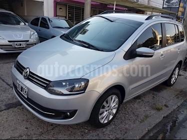 Foto venta Auto usado Volkswagen Suran 1.6 Highline (2012) color Gris Claro precio $275.000