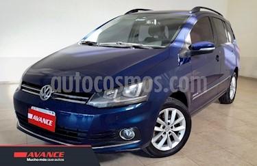 Foto venta Auto usado Volkswagen Suran 1.6 Highline (2015) color Azul precio $420.000
