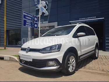Foto venta Auto Usado Volkswagen Suran 1.6 Highline (2015) color Blanco precio $365.000