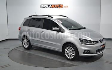 Foto venta Auto usado Volkswagen Suran 1.6 Highline (2015) color Plata Reflex precio $415.000