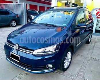 Volkswagen Suran 1.6 Highline usado (2015) color Azul precio $380.000