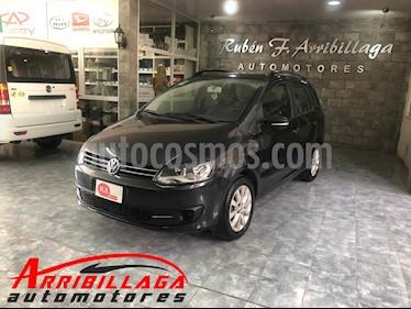 Foto venta Auto usado Volkswagen Suran 1.6 Highline (2011) color Azul Starlight precio $265.000