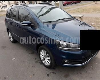 Volkswagen Suran 1.6 Highline usado (2015) color Azul precio $415.000