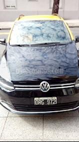 Volkswagen Suran 1.6 Highline usado (2015) color Negro precio $530.000