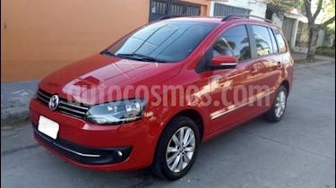 Foto venta Auto Usado Volkswagen Suran 1.6 Highline (2010) color Rojo precio $195.000