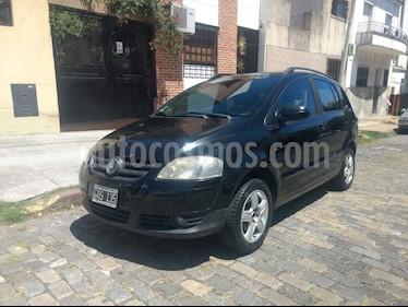 Foto venta Auto usado Volkswagen Suran 1.6 Highline (2007) color Negro precio $185.000