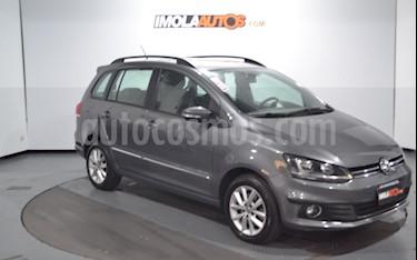 Foto venta Auto usado Volkswagen Suran 1.6 Highline (2015) color Gris precio $430.000