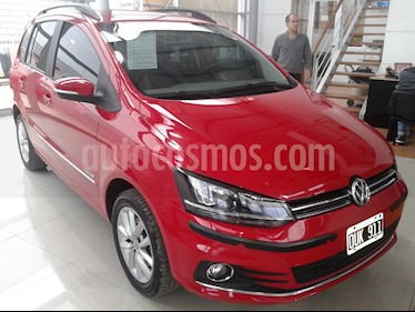 Foto venta Auto usado Volkswagen Suran 1.6 Highline (2015) color Rojo Tornado precio $420.000