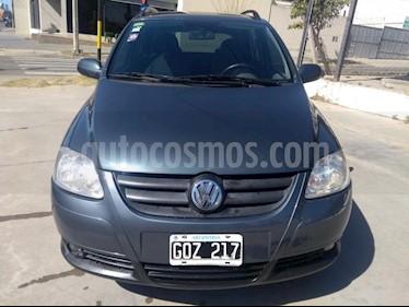 Foto venta Auto usado Volkswagen Suran 1.6 Track (2007) color Gris Oscuro precio $195.000