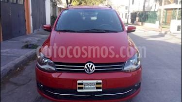 Foto venta Auto Usado Volkswagen Suran 1.6 Track (2010) color Rojo precio $215.000