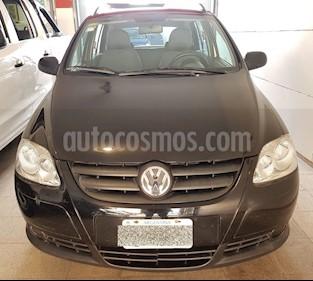Foto venta Auto usado Volkswagen Suran 1.6 Track (2008) color Negro precio $195.000