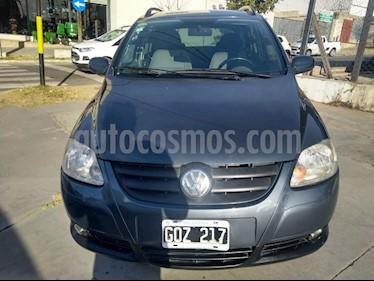 Foto venta Auto usado Volkswagen Suran 1.6 Track (2007) color Gris Oscuro precio $175.000