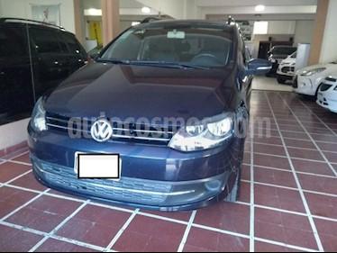 foto Volkswagen Suran 1.6 Track usado (2013) color Azul precio $315.000