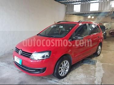 Foto venta Auto usado Volkswagen Suran 1.6 Track (2014) color Rojo precio $349.000