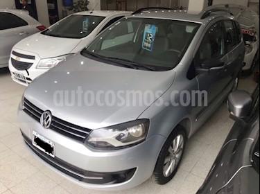 foto Volkswagen Suran 1.6 Track usado (2012) color Gris Claro precio $370.000