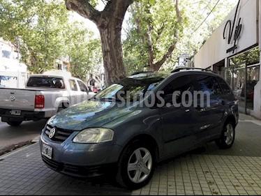 Foto venta Auto Usado Volkswagen Suran 1.6 Track (2007) color Azul precio $185.000