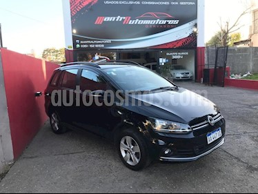 foto Volkswagen Suran 1.6 Track usado (2016) color Negro precio $470.000