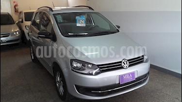 Foto venta Auto usado Volkswagen Suran 1.6 Trendline (2014) color Gris precio $398.000